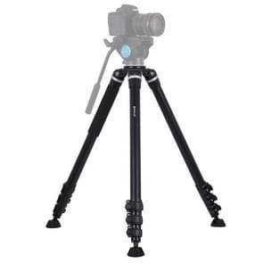 PULUZ 4-sectie vouwen benen metalen statiefaansluiting voor DSLR / SLR Camera  hoogte verstelbaar: 97-180cm