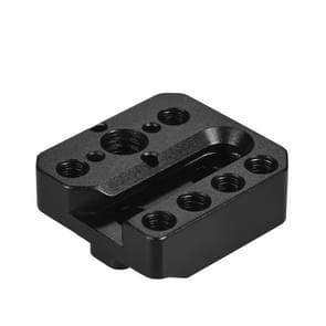 PULUZ Quick Release Plate External Mounting Holder for DJI RONIN / RONIN-S