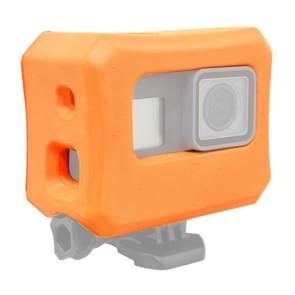 [Amerikaans pakhuis] PULUZ Floaty Case voor GoPro HERO7 /6 /5(Oranje)