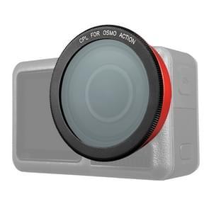 PULUZ CPL-lens filter voor DJI osmo-actie