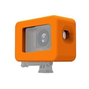PULUZ Floaty Case voor DJI osmo actie (oranje)