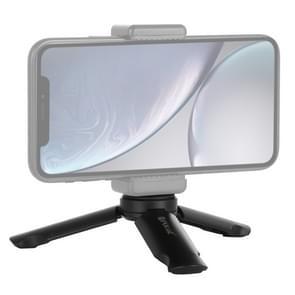 PULUZ Portable Folding Plastic statiefaansluiting voor GoPro HERO7/6 /5 /5 sessie /4 sessie /4 /3+/3 /2 /1  Xiaoyi en andere actie camera's  mobiele telefoons