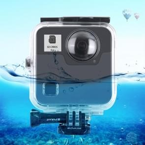 PULUZ 45m Underwater Waterproof Shockproof Housing Diving Case for GoPro Fusion, with Buckle Basic Mount & Screw