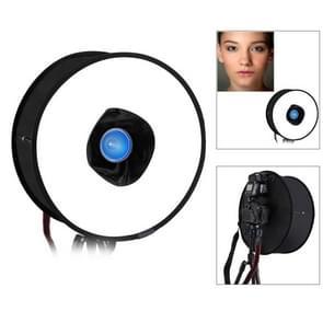 [UAE Stock] PULUZ 45cm Round Style Macro and Portrait Softbox SpeedLite Flash Light Foldable Diffuser