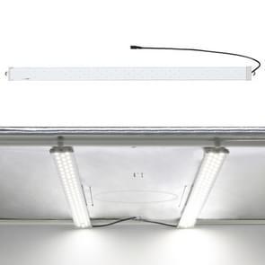 PULUZ 40W 4250LM 78 LEDs SMD 5730 5500K aluminium basis licht paneel voor 80cm Studio tent