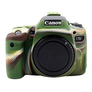 PULUZ Soft Silicone Protective Case for Canon EOS 77D