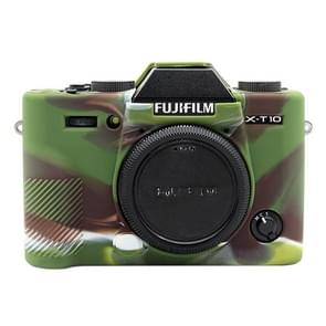 PULUZ Soft Silicone Protective Case for FUJIFILM X-T20(Camouflage)