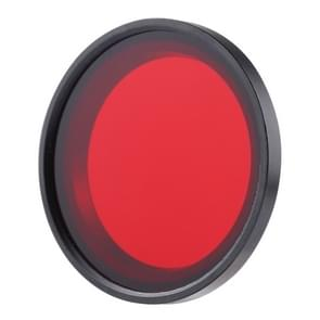 PULUZ 32mm Diving Red Color Lens Filter for Phone Diving Case