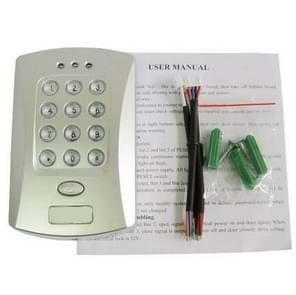 Single Door Access Control(Silver)