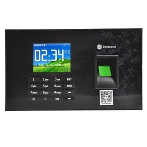 A-C051 2.8 inch Color TFT Screen Fingerprint & RFID Time Attendance, USB Communication Office Time Attendance Clock