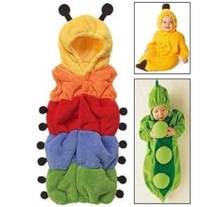 Leuke kleding van de Baby van Carpenterworm stijl voor Sleeping  grootte: 95 werf