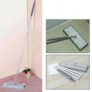 Super Magic Swiffer Sweeper Dry & wet MOP met 5 Ruitenwisser bladen (grijs)