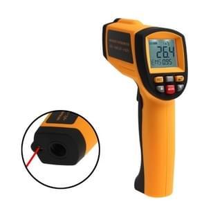 Infrared Thermometer, Temperature Range: -18 - 1150 Degrees Celsius(Orange)