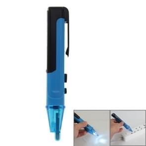AVDO4 Non-contact AC Voltage Detector, Voltage Rang: 50V-1000V (50-500Hz)(Blue)