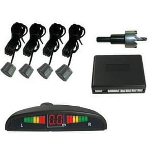 Car Parking Reversing Buzzer & LED Sensors 4 safe sensor