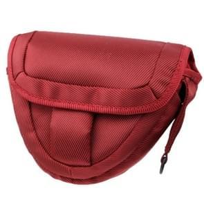 Draagbare digitale Camera doek zak met de maat van de borstband: 21 x 8 x 16.5 cm (Scarlet Red)