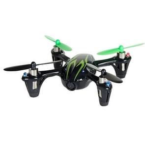 Hubsan X4 H107C 2.4GHz 4-kanaals RC Quadcopter met 0.3 Megapixel Camera (zwart + groen)