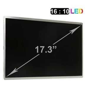 Original 17.3 inch WF 16: 10 1920 x 1080 High Resolution Laptop Screens & LED Panels for LG (40 pin)