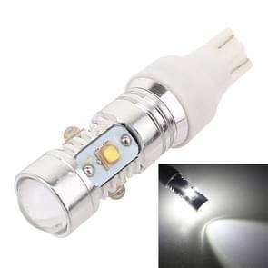 T15 25W 1250LM 6500K wit licht 5 XT-E LED auto Mistlamp  constante stroom  DC12-24V (zilver + geel)