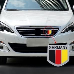 MZ Universal Aluminum Alloy Car Front Grille
