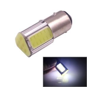 1157 4.5W 240LM wit licht 4 LED COB auto remlicht stuurinrichting gloeilamp  DC 12-24V