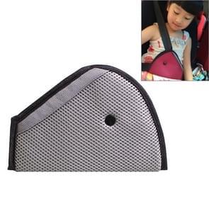 Auto veiligheidsgordel Adjuster voor kinderen  grootte: 24cm x 16.5 cm (grijs)
