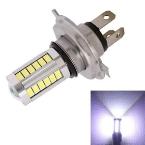 2 stk H4 16.5W 990LM 6500 K wit licht 5630 SMD 33 LED auto rem / stuurinrichting gloeilamp  DC12V