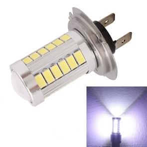 2 stk H7 16.5W 990LM 6500 K wit licht 5630 SMD 33 LED auto rem / stuurinrichting gloeilamp  DC12V