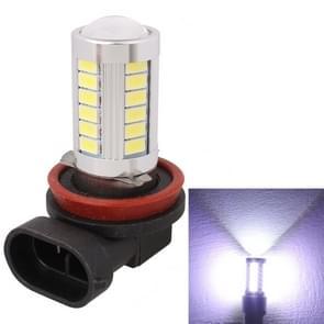2 stk H11 16.5W 990LM 6500 K wit licht 5630 SMD 33 LED auto rem / stuurinrichting gloeilamp  DC12V