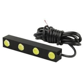 8W waterdicht Eagle Eye magnetische witte LED licht voor voertuigen