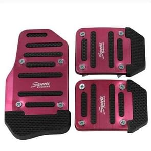 Car Universal Non-Slip Pedal(Red)