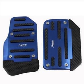 Car Universal Non-Slip Pedal(Blue)
