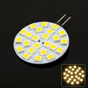 Car G4 Warm White Marine Cabinet Light Bulb, 18 LED 5050 SMD, DC 12V