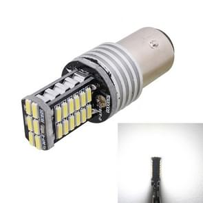 2st 1157/Ba15d 6W 4014-30SMD 900LM wit licht 6500K LED auto rem decoderen / licht besturing