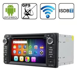 Rungrace 6.2 inch Android 4.2 Multi-Touch Capacitieve Screen In-Dash Car DVD Player voor TOYOTA met WiFi / GPS / RDS / IPOD / Bluetooth / ISDB-T