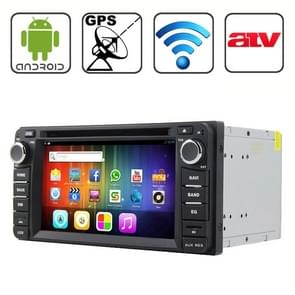 Rungrace 6.2 inch Android 4.2 Multi-Touch Capacitieve Screen In-Dash Car DVD Player voor TOYOTA met WiFi / GPS / RDS / IPOD / Bluetooth / ATV