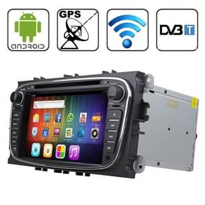 Rungrace 7.0 Android 4.2 Multi-Touch Capacitieve Scherm In-Dash Car DVD-speler voor Ford Mondeo met WiFi / GPS / RDS / IPOD / Bluetooth / DVB-T