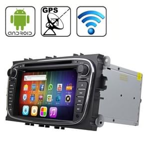 Rungrace 7.0 inch Android 4.2 Multi-Touch Capacitieve Screen In-Dash Car DVD Player voor Mondeo met WiFi / GPS / RDS / IPOD / Bluetooth
