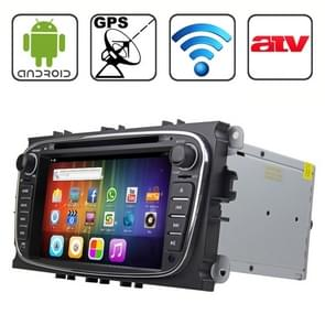 Rungrace 7.0 inch Android 4.2 Multi-Touch Capacitieve Screen In-Dash Car DVD Player voor Ford Mondeo met WiFi / GPS / RDS / IPOD / Bluetooth / ATV