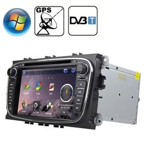 Rungrace 7.0 inch Windows CE 6.0 TFT Screen In-Dash Car DVD Player voor Ford Mondeo met Bluetooth / GPS / RDS / DVB-T