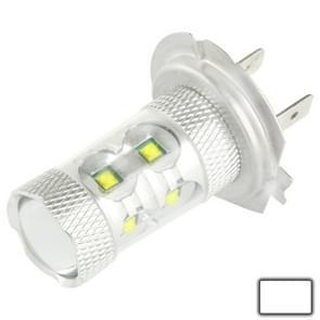 H7 60W White 12 CREE LED mistlicht voor voertuigen  DC 12-30V