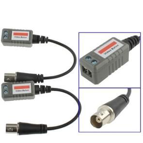 2-delige 1-kanaals passieve video-transceiver