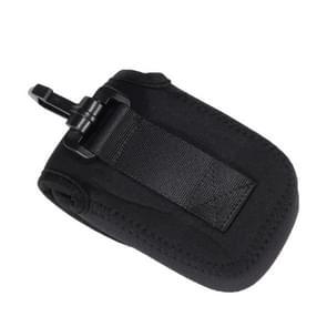 NEOpine Neopreen Camera Tas Hoes voor Canon G9X  Afmetingen: 8.0 x 4.0 x 12.5 cm (zwart)