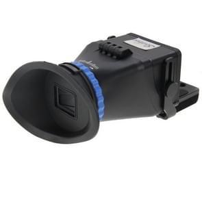ST-1 3.0 x 3.2 inch LCD Scherm Viewfinder Zoeker voor Canon EOS / Nikon / Olympus / Lumix Camera