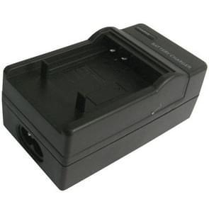 2-in-1 digitale camera batterij / accu laadr voor panasonic 007e