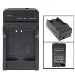 Digital Camera Battery Charger for KOD K7001 / K7004 / FUJI FNP50 / Canon NB-11L(Black)