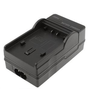 Digital Camera Battery Car Charger for Samsung BP105R(Black)