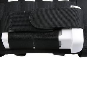 DJI schouder rugzak Carry Case multifunctionele tas nek riem riem voor Dji Phantom 3 / 2 / 1 / visie +  Carry beschikbaar voor Quadcopter  afstandsbediening  batterij  Propellers(Black)