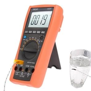 VC-97 Auto Manual Digital Multimeter Thermometer Voltmeter Tester Resistance AC DC Ohm +Dual-slope integrating A/D Converter System