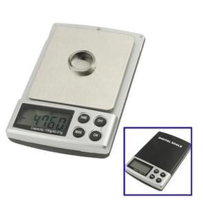 Digitale pocketschaal (100 g / 0 01g)(Zwart)